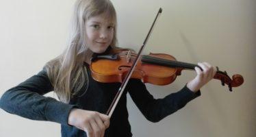 NordenBladet.ee: Klassikaraadio peab sünnipäeva! Viiulil astub üles ka 8-aastane Estella Elisheva!